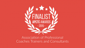 sales trainer - finalist ACPCT