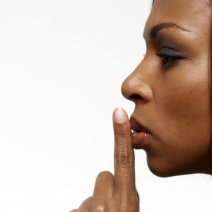 closing sales by knowing when to be quiet.