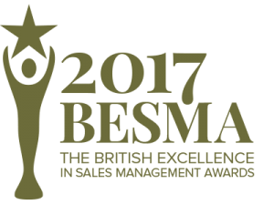 Sales Trainer of the Year 2017 finalist